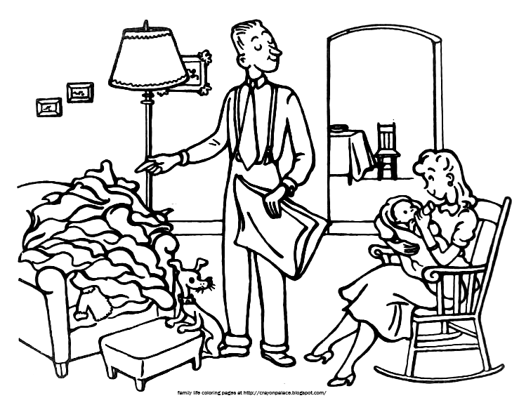 Laundry pages coloring pages for Laundry coloring pages