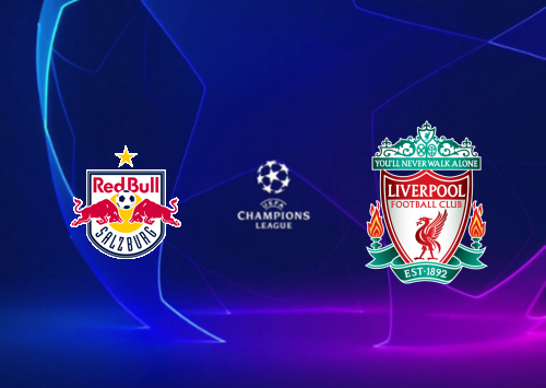 Salzburg vs Liverpool -Highlights 10 December 2019