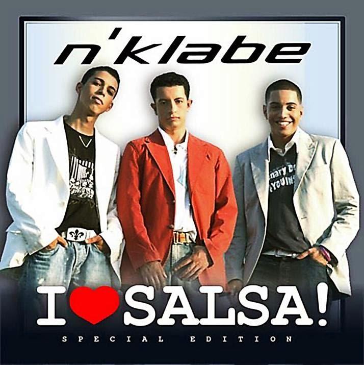 I LOVE SALSA - N' KLAVE (2005)