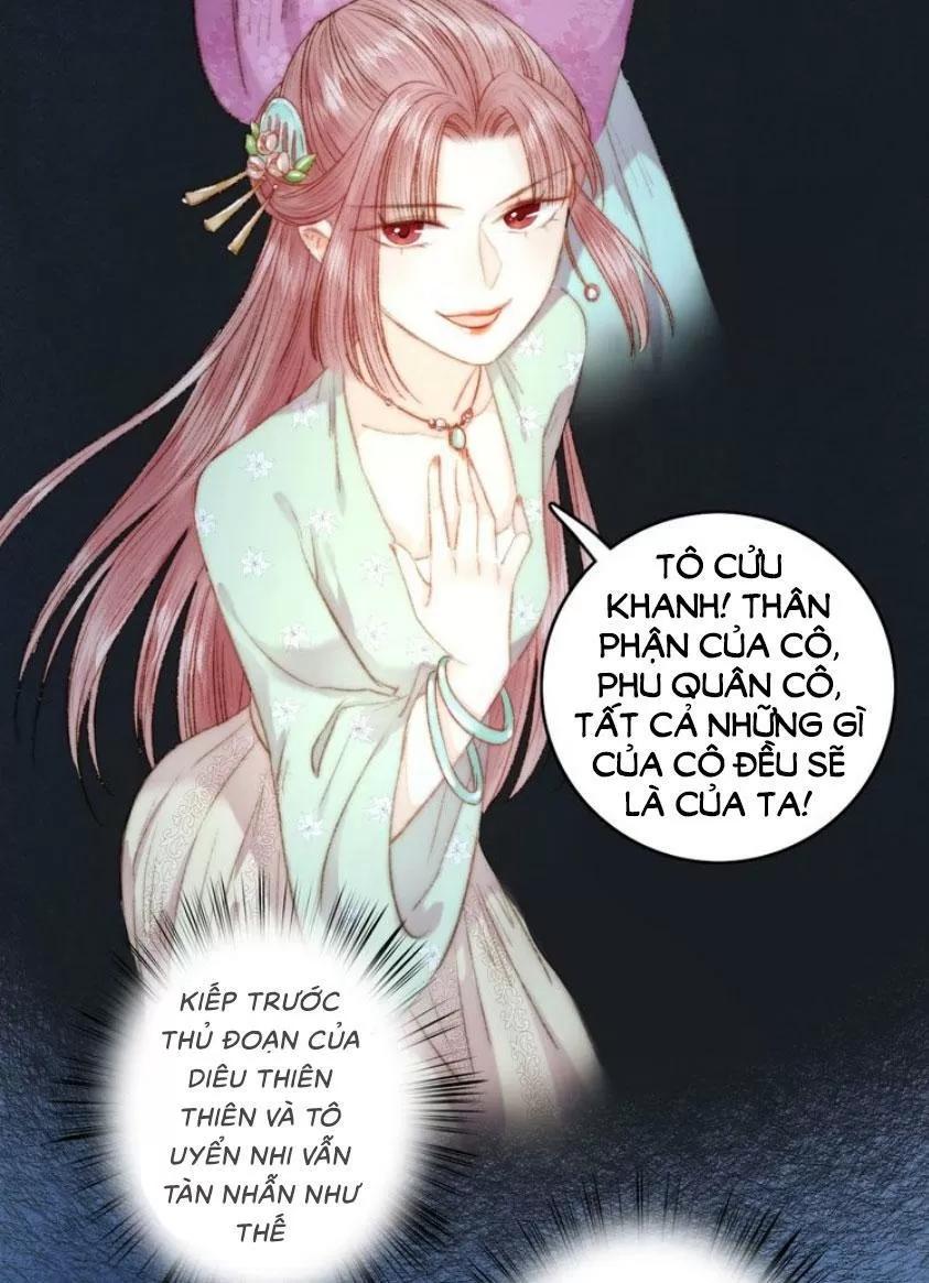 Nàng Phi Cửu Khanh - Thần Y Kiều Nữ chap 43 - Trang 17