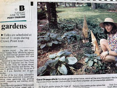 Crown Point Garden Club is in the newspaper again!