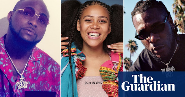 The Guardian African pop