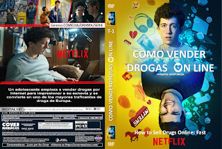 CARATULA COMO VENDER DROGAS ONLINE - HOW TO SELL DRUGS ONLINE FAST 2019[COVER DVD]