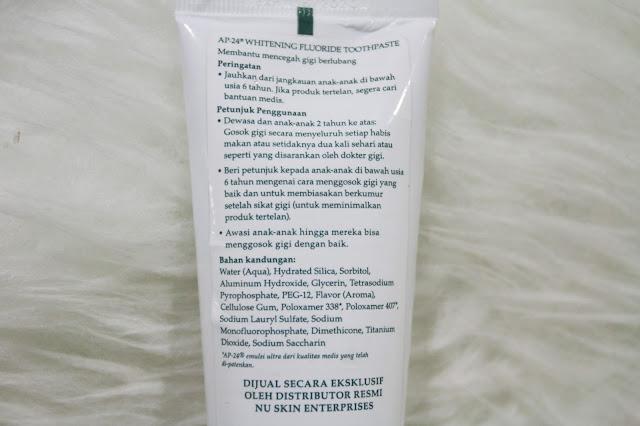 Nu-Skin-AP24-Whitening-Fluoride-Toothpaste