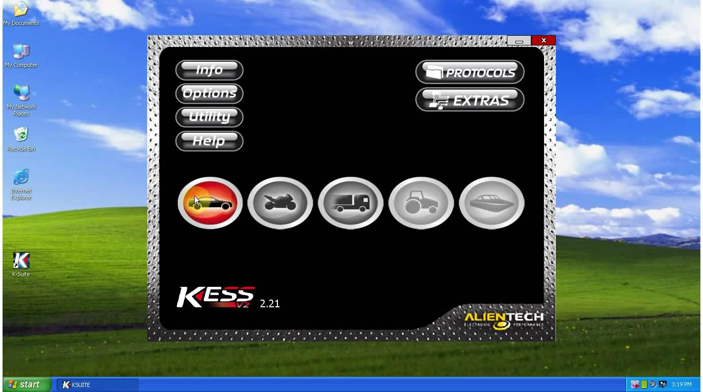 New V KESS V2 Unlimited Token Version Firmware V