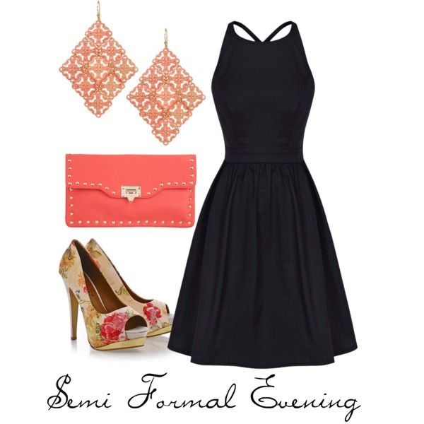 What To Wear Semi Formal Wedding