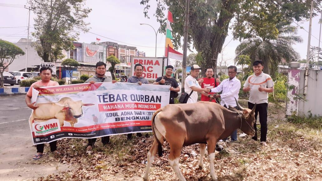 WMI Mulai Distribusikan Hewan Qurban di Wilayah Bencana & Terisolir