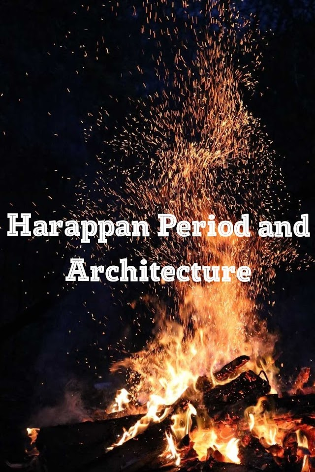The main things and traditions of the Harappan civilizat.ion are India's largest civilization
