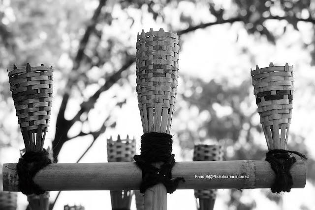 bambu, foto human interest, fotografi, kisah, foto hitam putih
