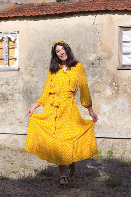 Vestidos leves e frescos