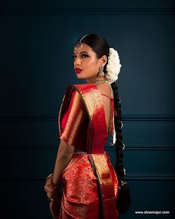 silk saree blouse patterns