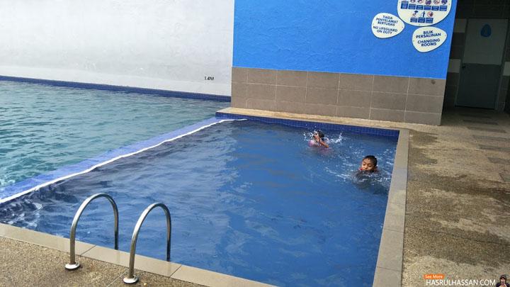 Kemudahan di D'Hotel Seri Iskandar