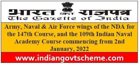 Army, Naval & Air Force wings