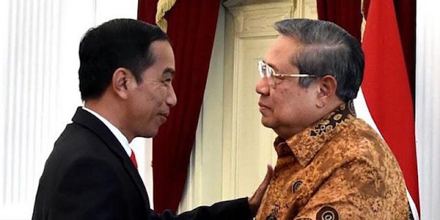 Bakal Tersaji El Clasico SBY Vs Jokowi Jika Jabatan Presiden Bisa Tiga Periode