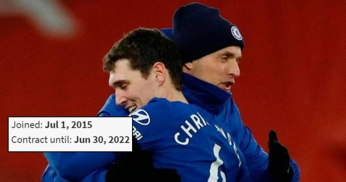 Christensen gives update on his contract extension: Tuchel believes in me'