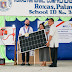 EU-funded Project RELY Gives 2 Palawan Senior High Schools EIM-Solar Tools, Equipment