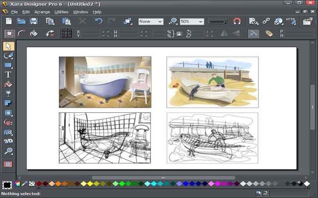 Xara Designer Pro X16 Cr@ck - Phần mềm thiết kế đồ họa siêu nhẹ