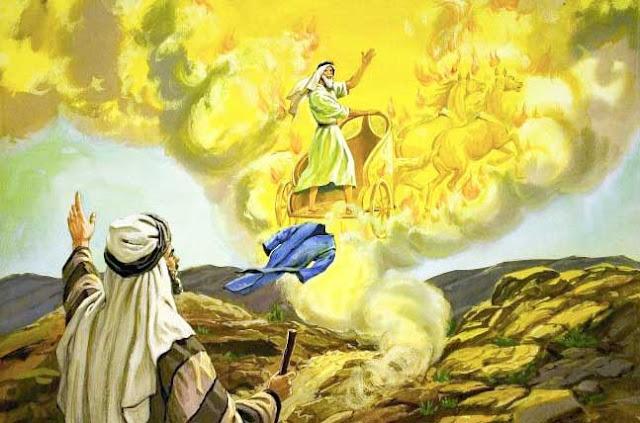 Profeta Elias, bem como Eliseu, seu sucessor