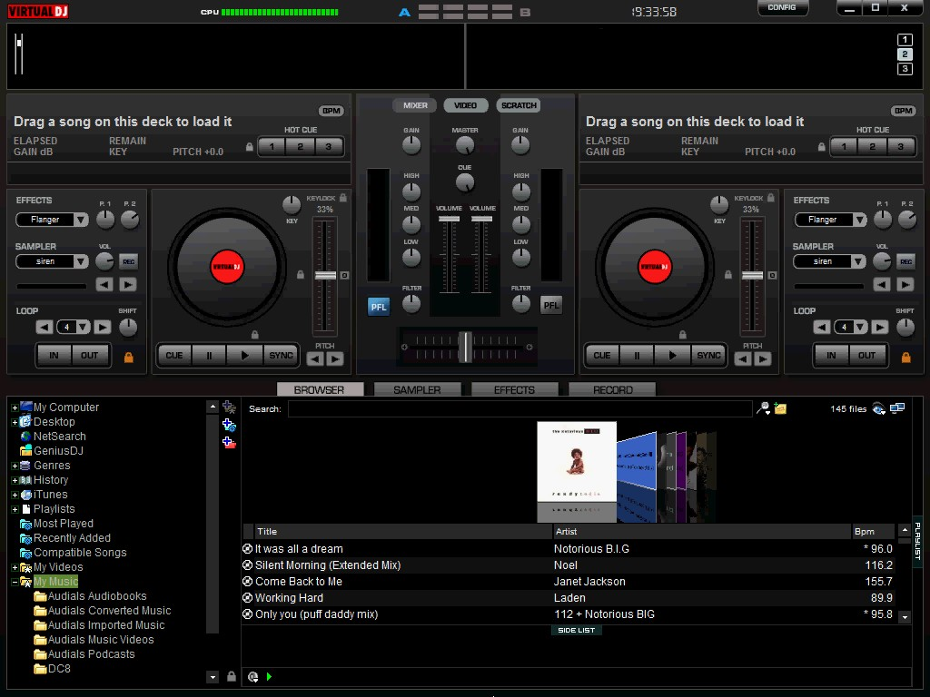 Download virtual dj free
