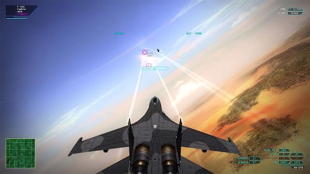 Imagem Vector Thrust PC