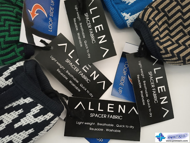 Customized Hang Tags - Allena Philippines