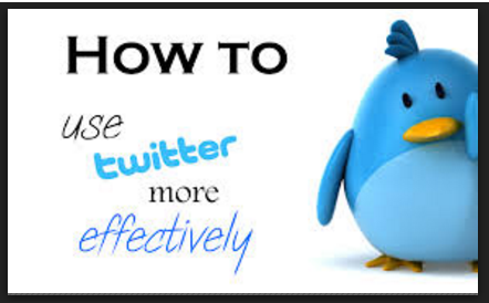 How to Use Twitter Effectively