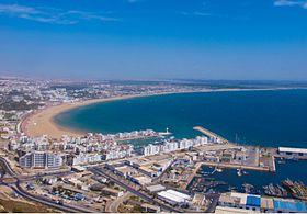 """استعدادات على مستويات عدة بمدينة أكادير تحضيرا لموسم الصيف """"أكادير 2020"""""""