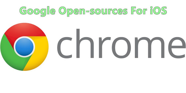 Google Open-sources Chrome for iOS