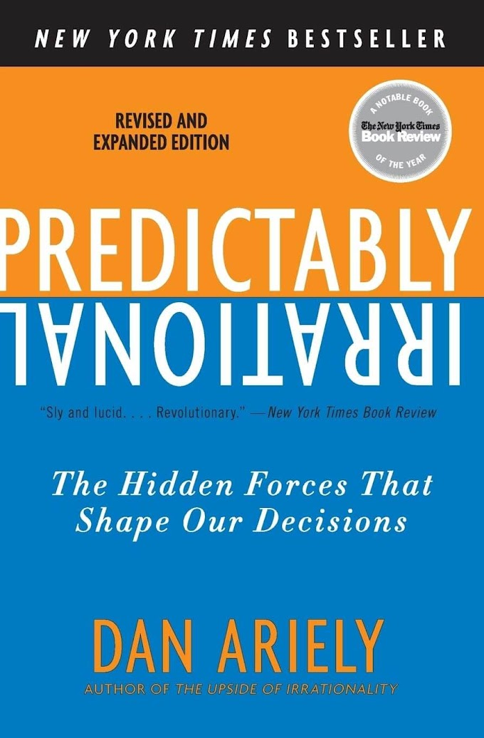 Predictably Irrational by Dan Ariely FREE Ebook Download