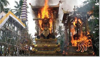 Budaya Ngaben (Bali) - berbagaireviews.com