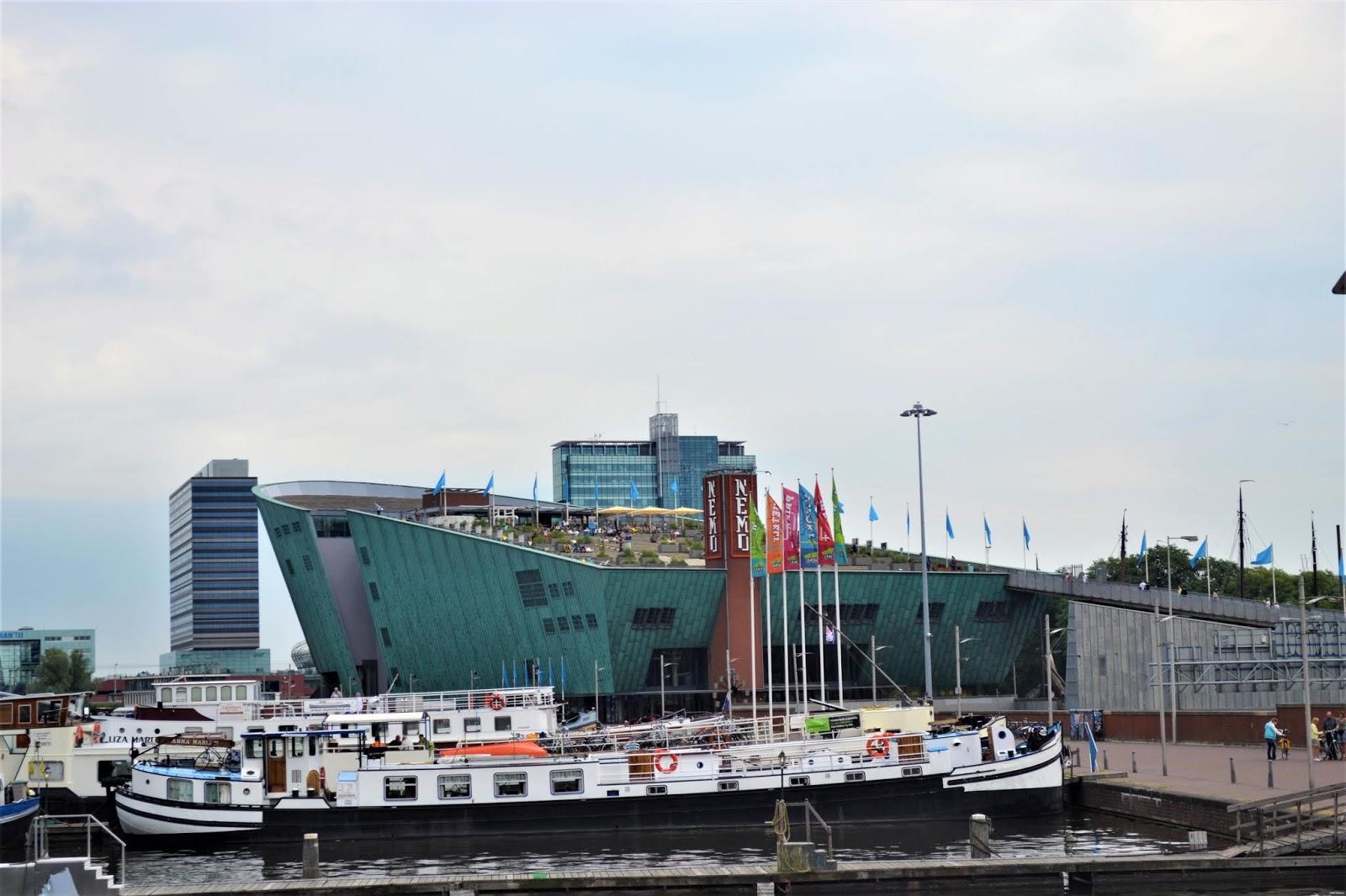 Amsterdam progetto di Renzo Piano