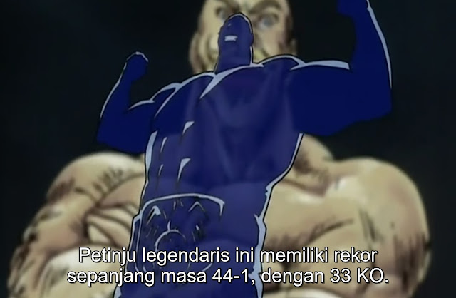 Baki The Grappler Episode 34 Subtitle Indonesia