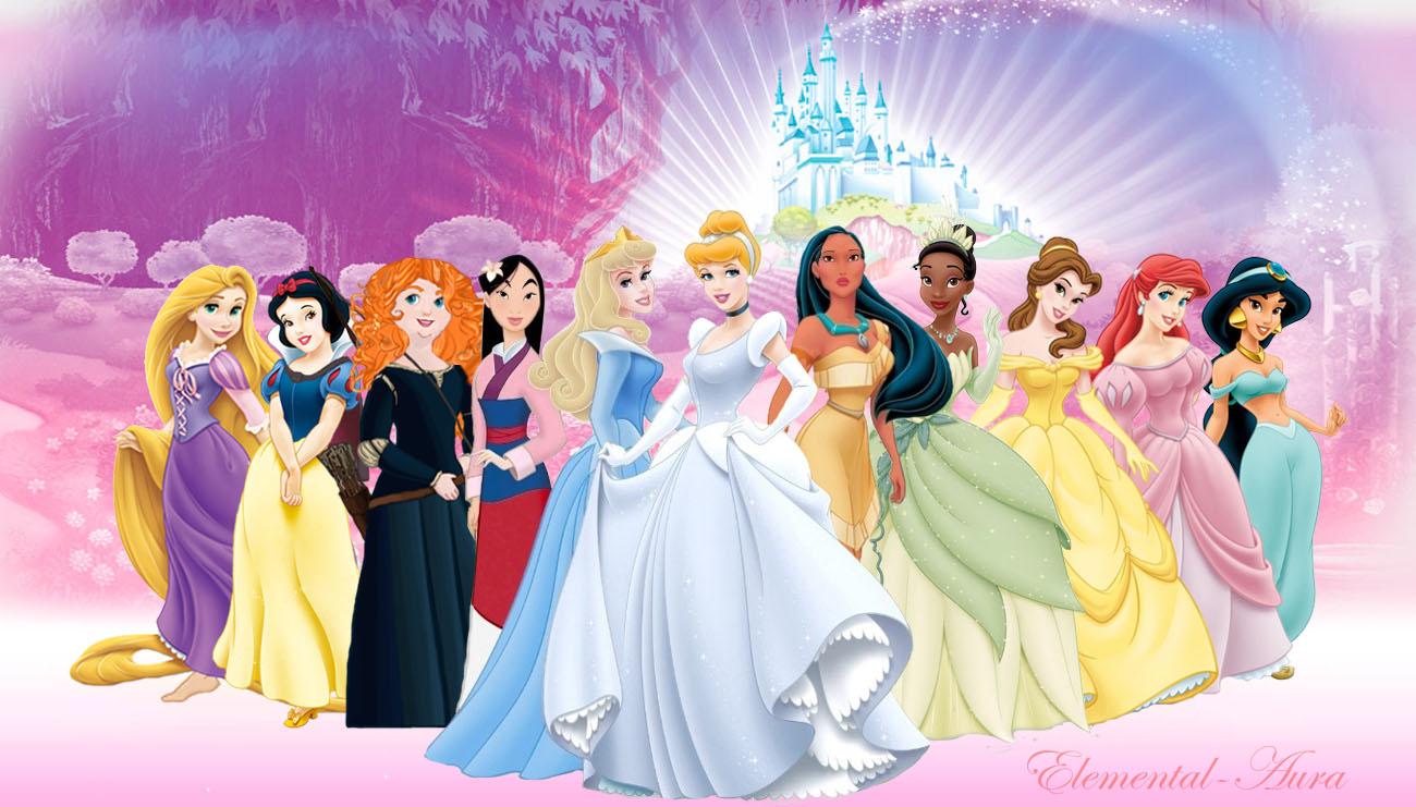 Imagens grandes princesas disney o tudo disney o - Princesse de walt disney ...