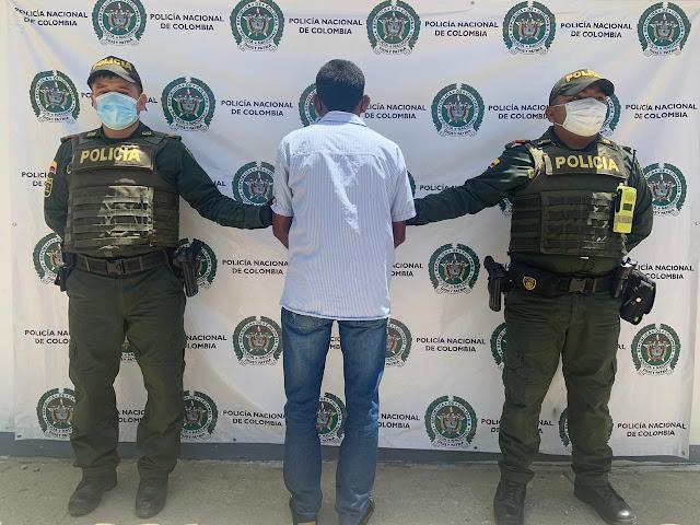 hoyennoticia.com, Tenía casa por cárcel en Maicao y lo pillaron en Uribia