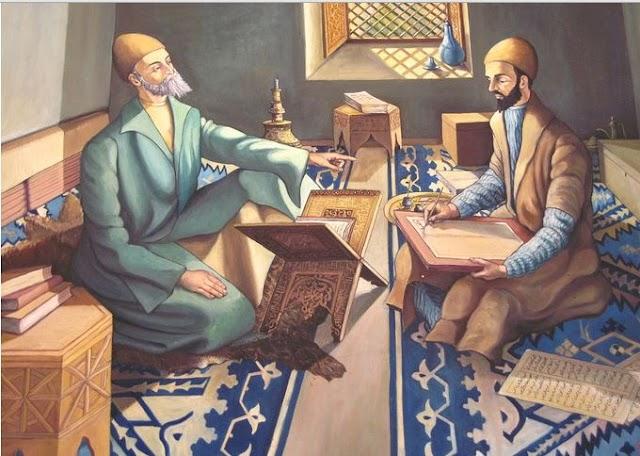 Kisah Abu Yazid dan Muridnya
