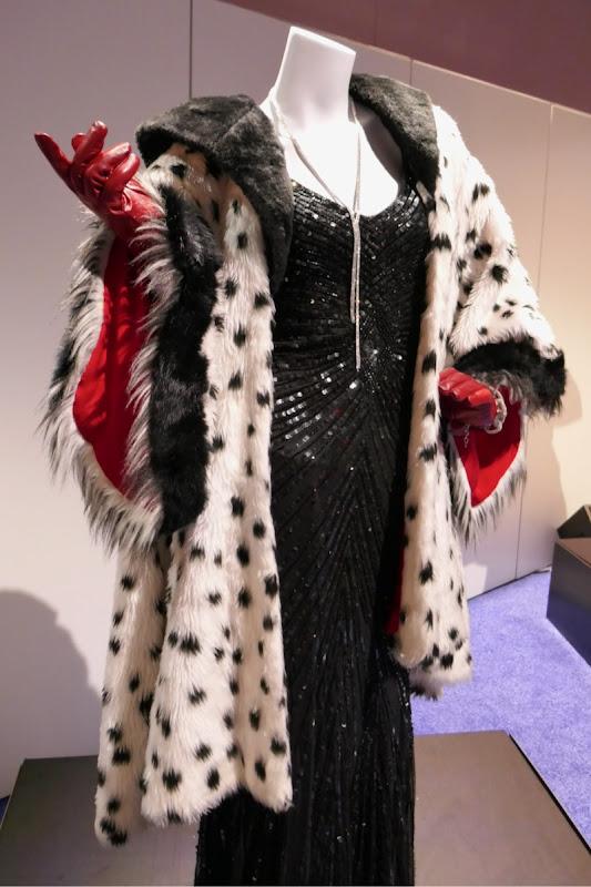 Once Upon a Time Cruella de Vil costume