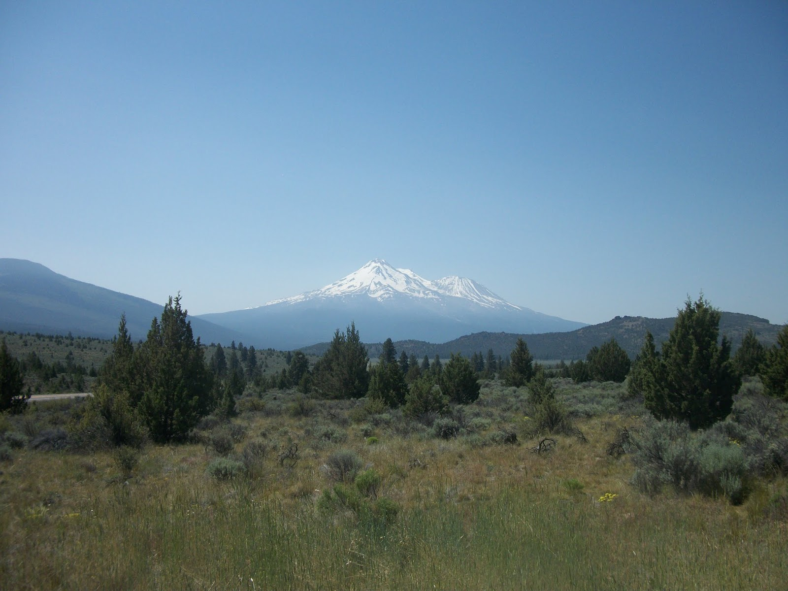 in 2016 i traveled much of the byway in siskiyou county via us route 97 california state route 161 and hill road to lava beds national monument