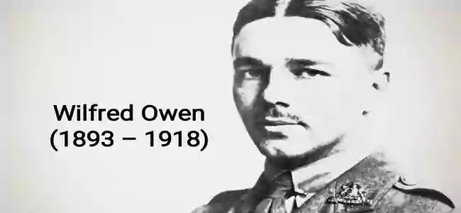 British Poet Wilfred Owen Biography
