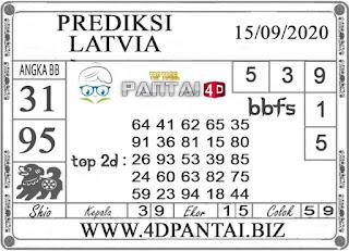 PREDIKSI TOGEL LATVIA PANTAI4D 15 SEPTEMBER 2020