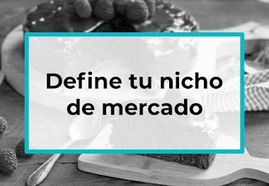 Plantilla: Define tu nicho de mercado