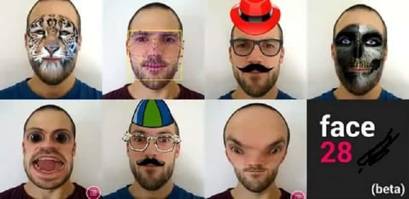 تطبيق تغيير الوجوه Deepfake في الفيديو Zao