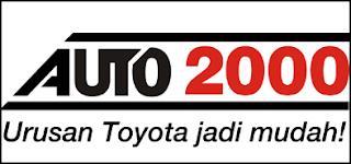 Lowongan Pekerjaan AUTO 2000 Ambassador Besar-Besaran di 3 Posisi Terbaru dan TerUpdate Bulan Ini
