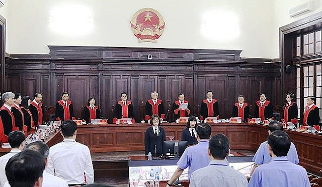 Nếu không hủy bản án GĐT Hồ Duy Hải, uy tín của nền Tư pháp VN sẽ sụp đổ