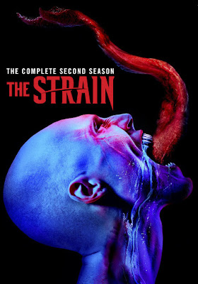 The Strain (TV Series) S02 DVD R1 NTSC Latino
