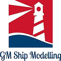 gm ship modelling-logo
