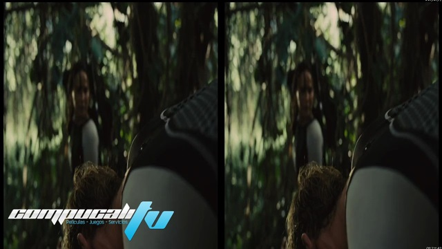 The Hunger Games: Catching Fire 3D SBS Latino