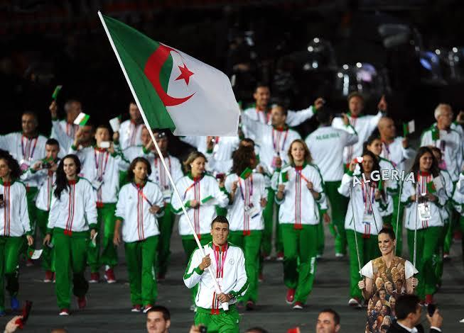 قائمة الرياضيين الجزائريين المتأهلين إلى الألعاب الأولمبية طوكيو 2021