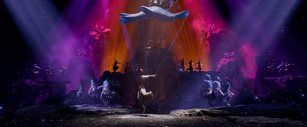 Aladdin, Will Smith, Mena Massoud, Naomi Scott, Marwan Kenzari, Nasim Pedrad,  Blue Genie, Flying carpet, Movie Review by Rawlins, Comedy, Fantasy, Rawlins GLAM