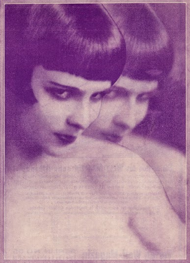 Vintage Louise Brooks Nude