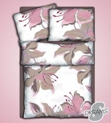 Ložní prádlo Jessi - bavlněný Jersey - 100% čistá bavlna - oboulícní úplet 140g/m2